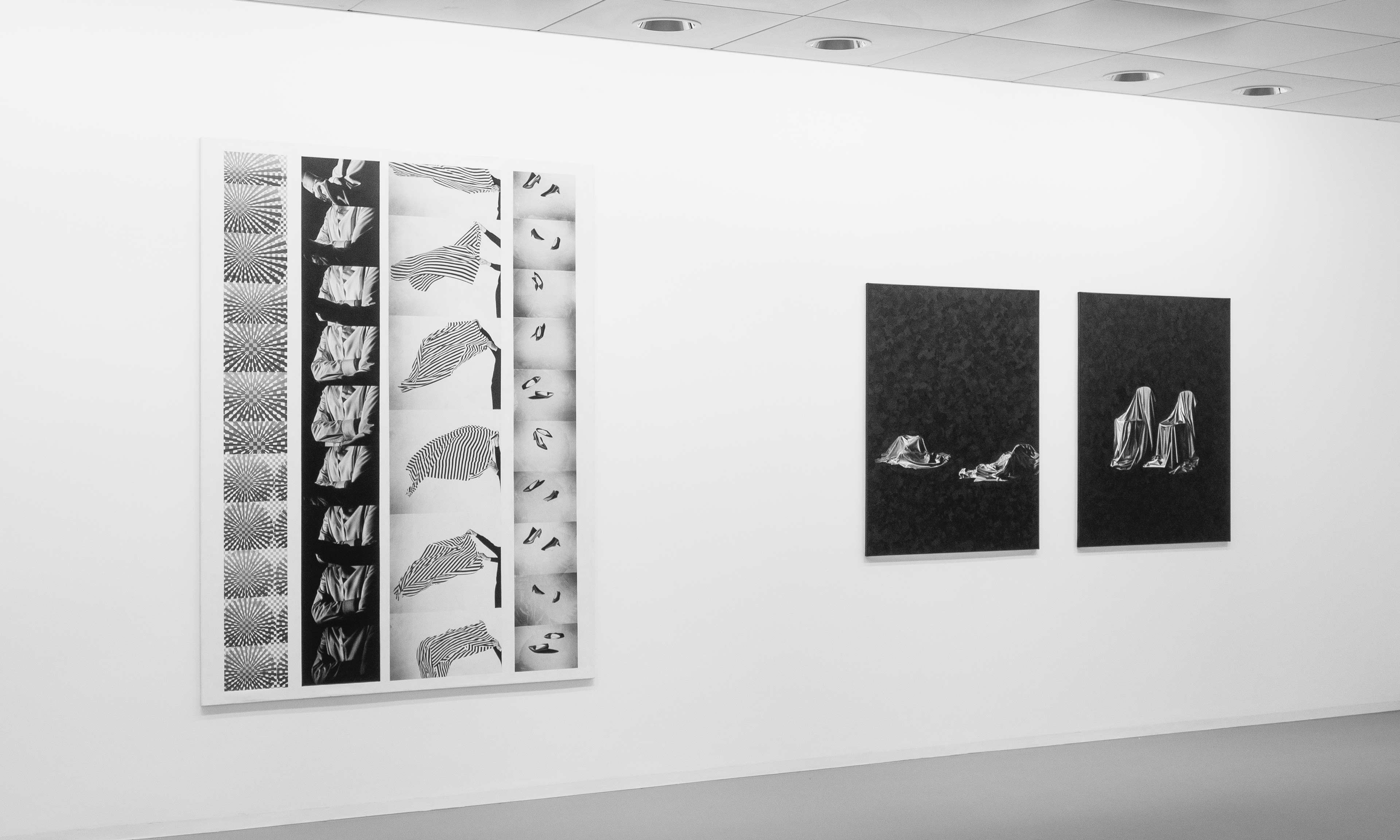 Drago Persic, Installation view
